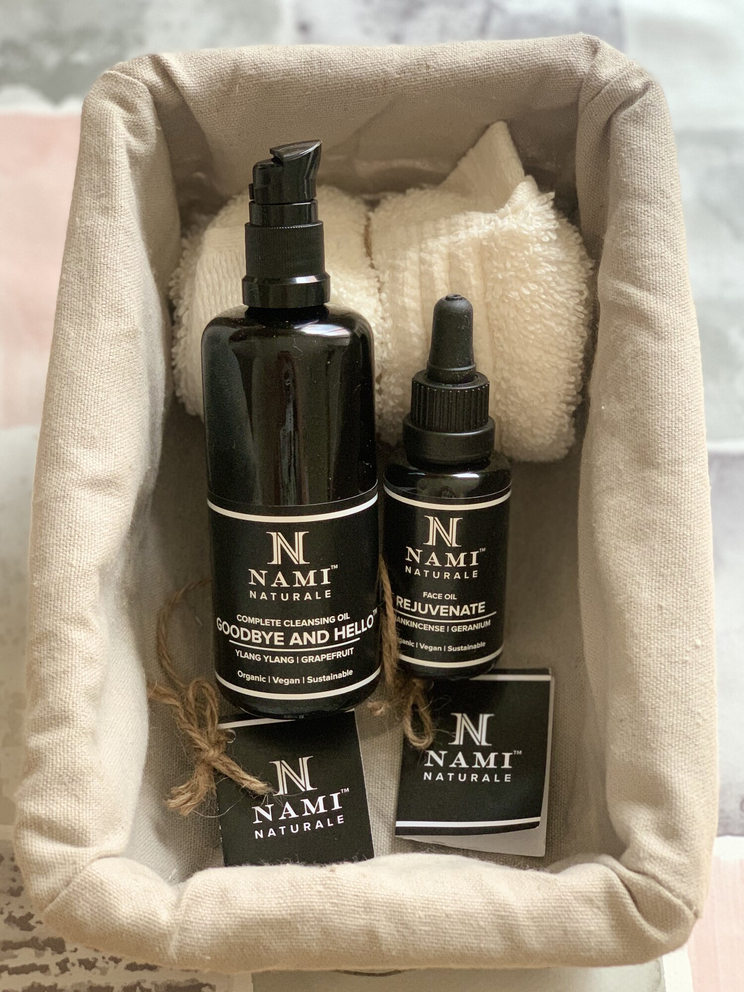 Nami Naturale Rejuvenate Face Oil
